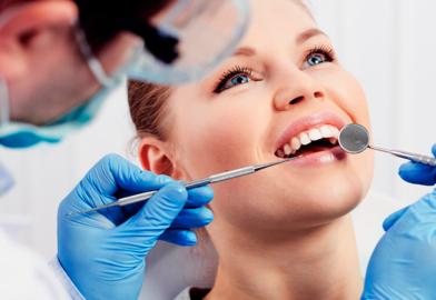 Лечение и профилактика зубов, кариес