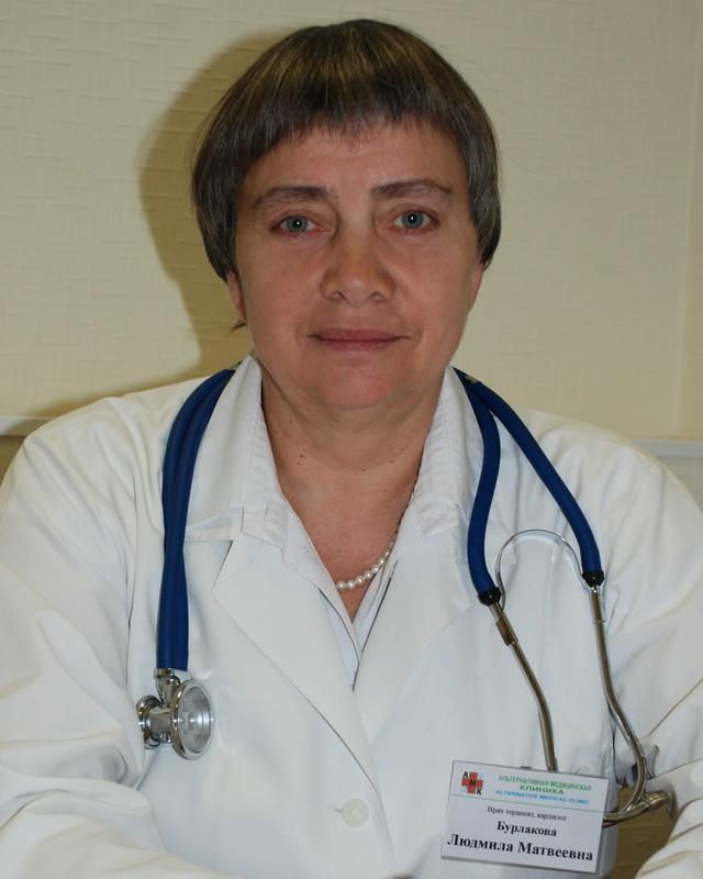 Терапевт, кардиолог
