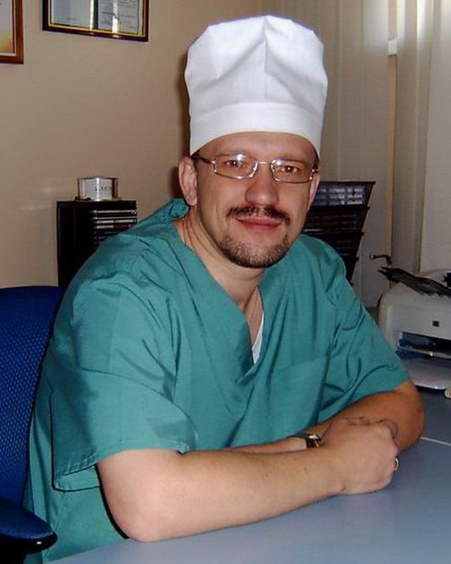 Колопроктолог, хирург, врач УЗИ в флебологии