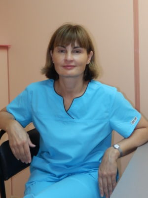 Власова Ирина Сергеевна
