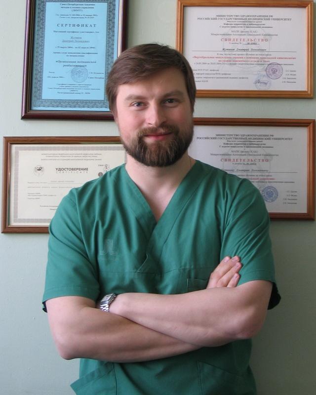 Ведущий вертеброневролог АМК, невролог, мануальный терапевт